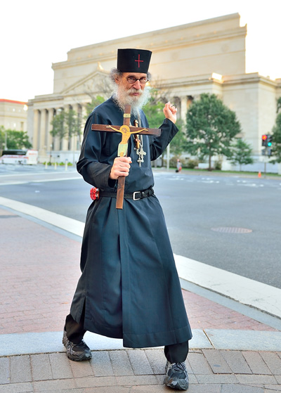 +Brother Nathanael in DC!